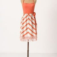 Sweeping Angles Apron - Anthropologie.com
