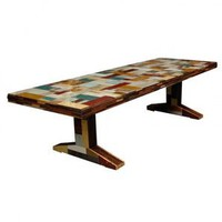 The Future Perfect Waste Table by Piet Hein Eek - Tables: Dining - Modenus Catalog