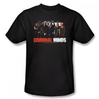 Amazon.com: Criminal Minds The Brain Trust Cast TV Show T-Shirt Tee: Clothing