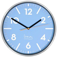 Witherspoon Clock in Aqua by Projects Designs - Pop! Gift Boutique