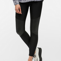 Urban Outfitters - BDG Knee-Patch Matte Legging