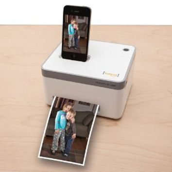 VuPoint Solutions IP-P10-VP Photo Cube iPhone/iPod Touch Dye Sublimation Color Printer: Camera & Photo
