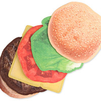Kikkerland Design Inc   » Products  » Burger Coasters Set of 6