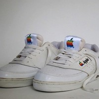 Vintage Apple Sneakers from the '90s