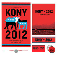 Kony 2012 Action Kit | Invisible Children Store