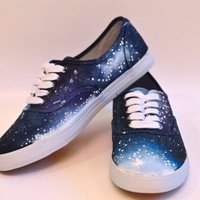 Galaxy Sneakers
