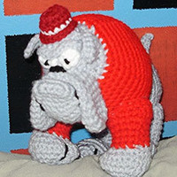 Buy Bobby Bulldog pattern - AmigurumiPatterns.net