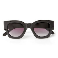 Beverly Hills Black Sunglasses