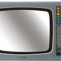 Retro TV Star Mirror | Wall Mirrors | RetroPlanet.com