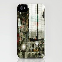 Boston meets Manhattan iPhone Case by Suzanne Kurilla | Society6