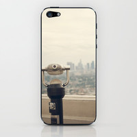 The View iPhone & iPod Skin by CMcDonald | Society6