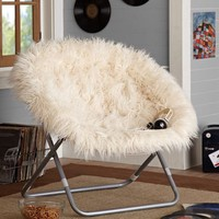 Furlicious Hang-A-Round Chair | PBteen
