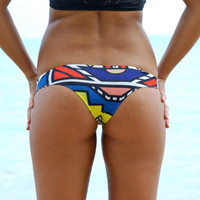 Kaisers Brazilian Bikini Bottoms  Create Your by PeaceOfParadise
