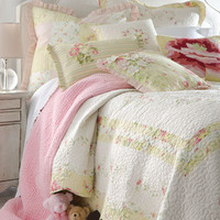 "Peking Handicraft - ""Prairie Bloom"" Bed Linens - Horchow"