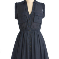 Riverboat Romance Dress | Mod Retro Vintage Dresses | ModCloth.com