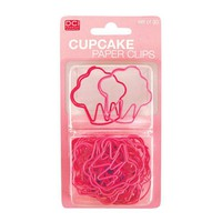 Images of Cupcake Paper Clips