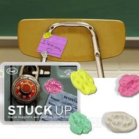 Stuck Up - Chewed Gum Magnets