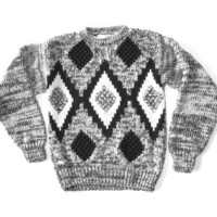 &quot;Diamonds are Forever II&quot; Ugly Sweater Men&#x27;s Size Small (S)