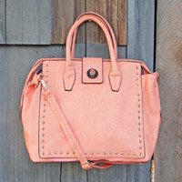Peach Whisper Tote, Sweet Bohemian Totes &amp; Bags