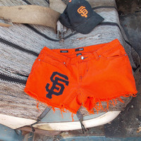 SF Giants Shorts