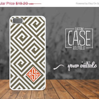 20% Sale Personalized case for iPhone 5 and iPhone 4 / 4s - Plastic iPhone case - Rubber iPhone case - Name iPhone case - CB016