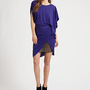 BCBGMAXAZRIA - Rose Asymmetrical Dress - Saks.com