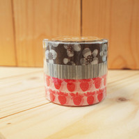 Masking Tape, Po Om Po By Lotta Jansdotter, Brown | Luulla