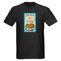 Light Snack for the Mind Dark T-Shirt> Light Snack for the Mind> Another Round of Beer Designs