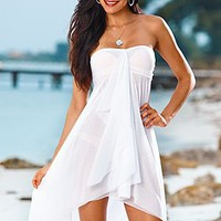 Mesh dress or skirt Cover Up