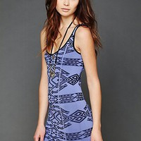 Free People Intarsia Bodycon