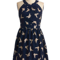 Wing It On Dress | Mod Retro Vintage Dresses | ModCloth.com