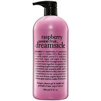 Sephora: Raspberry Passionfruit Dreamsicle Shampoo, Shower Gel & Bubble Bath  : body-cleanser-bath-body