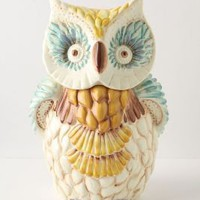 Wide-Eyed Cookie Jar - Anthropologie.com