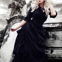 Mina Victorian Dracula Gown New Lower Price Version Custom
