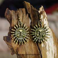 SUNKISSED - Hippie Boho Drop Earrings