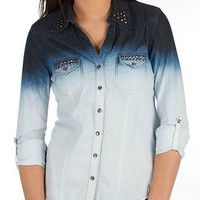 Buffalo Ombre Shirt - Women's Shirts/Tops | Buckle