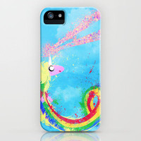 Adventure Time: Lady Rainicorn iPhone Case by Melissa Smith | Society6