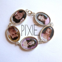 Mean Girls cameo bracelet