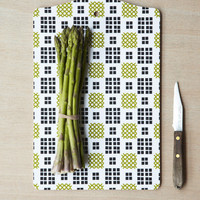 roddy&amp;ginger  blanket pattern cutting board