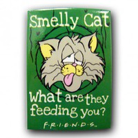 Friends Smelly Cat Magnet
