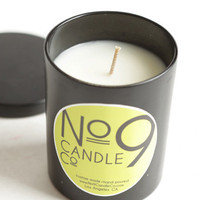 Sunshine Soy Blend Candle By No. 9 Candle Co. - $23.00 : ThreadSence, Women's Indie & Bohemian Clothing, Dresses, & Accessories