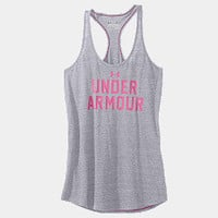 Women's UA Undeniable Wordmark Tank | 1236001 | Under Armour US