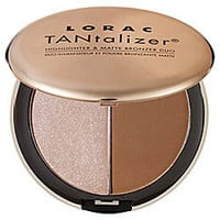 Sephora: TANtalizer® Highlighter & Matte Bronzer Duo : bronzer-face-makeup