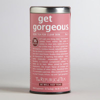 The Republic of Tea Get Gorgeous Red Tea, 36-Count - World Market