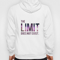 The Limit Does Not Exist - Mean Girls quote from Cady Heron Hoody by AllieR | Society6