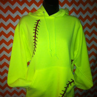 Softball hoody