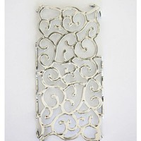 Silver Vine iPhone5 Cover