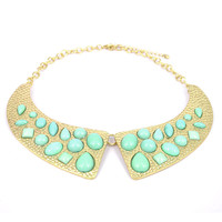 Light Collar Necklace