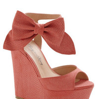 Stylista Strut Wedge