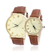 True Love Vintage Couple's Watches